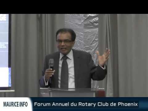 Forum Annuel Rotary Phoenix