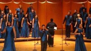 Jesus Be A Fence All Around Me (LaGuardia Gospel Choir)
