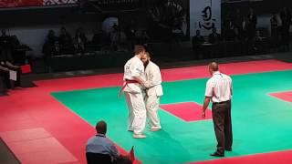 15й Чемпионат Европы, Люблин 2016 - Алехандро Наварро. Бой 3