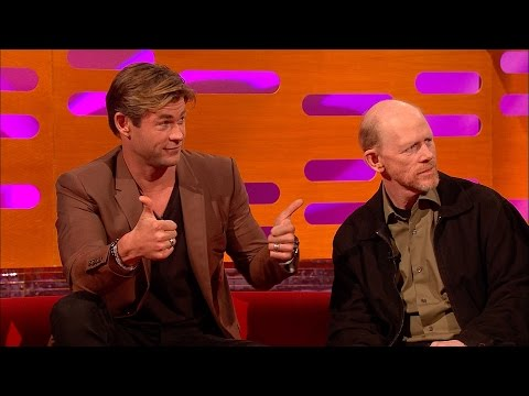 Chris Hemsworth's time in jail  The Graham Norton : Series 18 Episode 10  BBC One