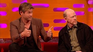 Chris Hemsworth's time in jail - The Graham Norton Show: Series 18 Episode 10 - BBC One