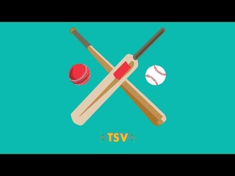 Cricket Vs. Baseball - American Indian