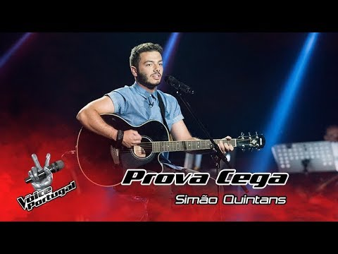 "Simão Quintans – ""Let me Love You"" | Prova Cega | The Voice Portugal"