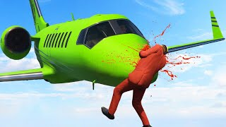 mile high impossible deahtrun gta 5 funny moments
