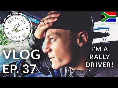 My Dakar Rally car is awesome! - Ben Brown Vlog ∆ Ep.37
