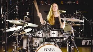 """Anika Nilles - """"Ndola"""" (Drum Playthrough)"""