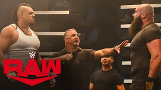 Dabba-Kato confronts Braun Strowman in Raw Underground: Raw, Sept. 14, 2020