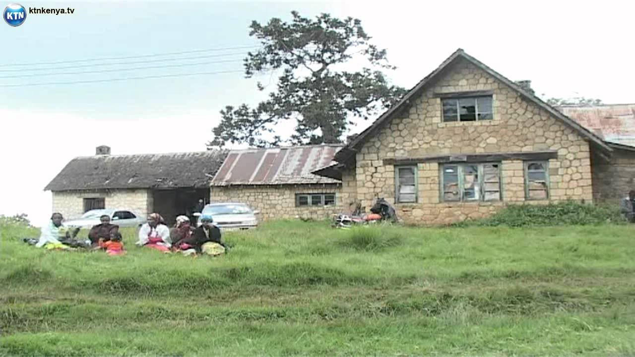 Naivasha colonial houses ktn news kenya