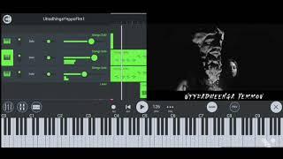 Uttradheenga Yeppov | Karnan | Instrumental Cover | FL Studio | Dhee | Santhosh Narayanan