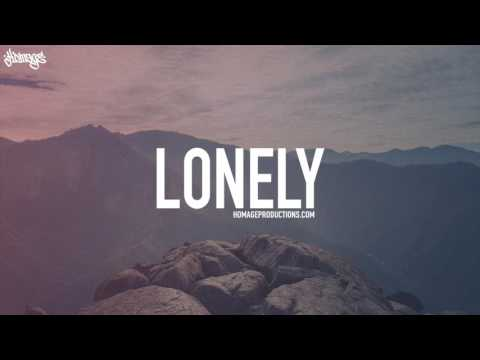 "[FREE] Storytelling Emotional Sad Beat Hip Hop Instrumental 2017 / ""Lonely"" (Prod. Homage)"