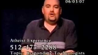 Cómo sabes que la biblia es la palabra de Dios  (The Atheist Experience) [Sub_Esp]