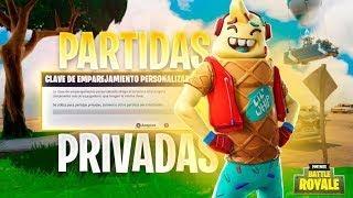 *JUGANDO CON SUBS/FORTNITE/PARTIDAS PRIVADAS/EN DIRECTO* #DIRECTO #FORTNITE #PRIVADAS