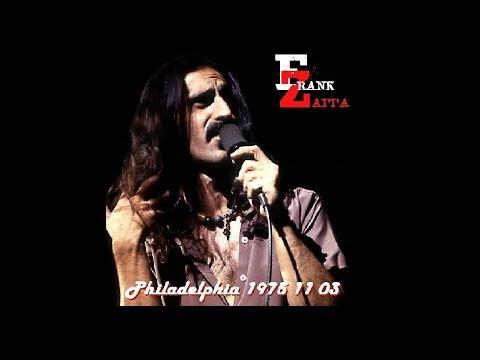 Frank Zappa Philadelphia 1975 11 03 (concert)