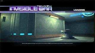 Прохождение одиночной кампании Deus Ex Invisible War с живым комментарием