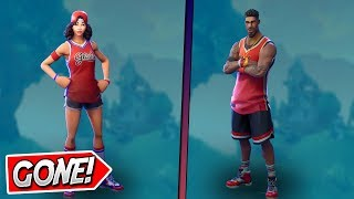 BASKETBALL Skins GONE From Your Locker in Fortnite? Here's Why..
