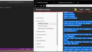 How to get a license key for a fxserver fivem server videos