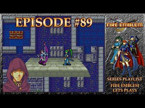 Fire Emblem: Rekka No Ken - Denning's Defeat, Castle Cleaning - Episode 89