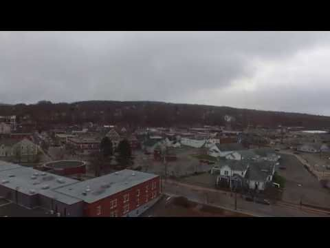 Kentville NS from a Drone