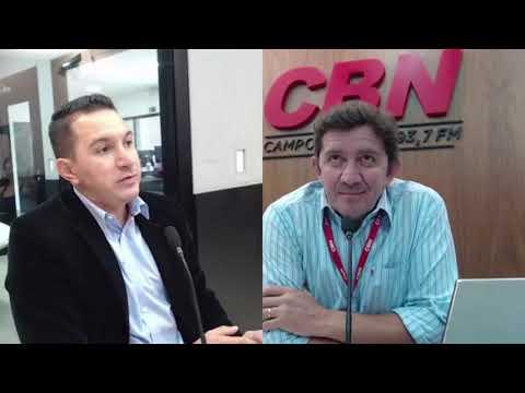 CBN Integração:  Wellison Muchiutti, vice-prefeito de Sidrolândia