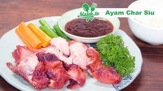 Ayam Char Siu   Resep #374