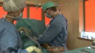 Лазерная операция по удалению варикозных вен(, 2011-03-11T13:40:51.000Z)