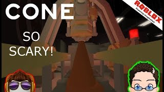 Roblox - CONE - OMGosh Scary Ending!