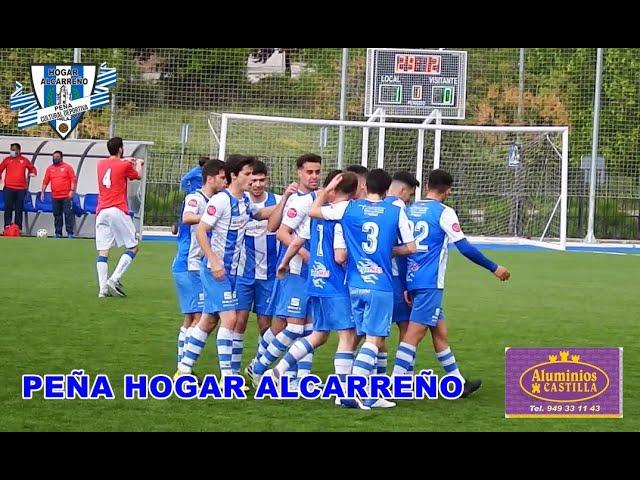 HOGAR ALCARREÑO 2 - 0 CASARRUBIOS  .  1 MAYO 2021 .  PEÑA HOGAR ALCARREÑO .ALUMINIOS CASTILLA