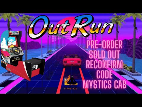 Arcade1up Outrun Update: Sold Out What's Next? from Ur Average Gamer