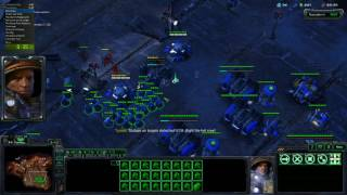 Starcraft 2: Wings of Liberty Brutal Speedrun 2:22:56 (World Record)