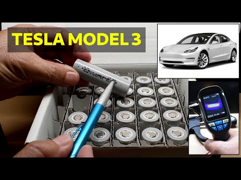 """tesla-model-3-lithium-ion-21700-/-""""2170""""-cells-put-to-the-test!"""