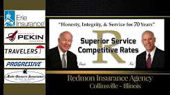 Redmon Insurance Agency Independent Auto, Home Insurance Collinsville IL