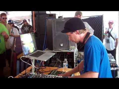 Tipper Live @ Seattle Hempfest HD