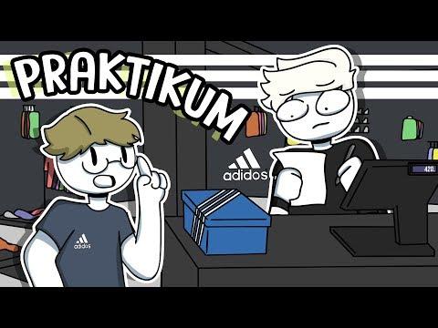 Praktikum Bei Adidas