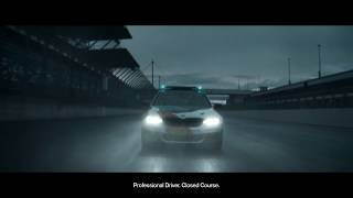BMW M5 Safety Car – Set Your Own Pace