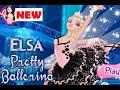 175 # Frozen Elsa Pretty Ballerina dress up game -  Play Elsa Pretty Ballerina