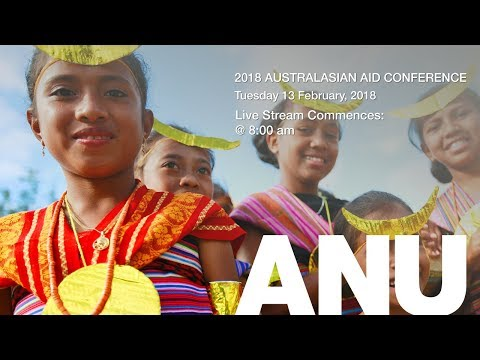 Australasian Aid Conference LIVE - Day 1 - SESSION 2