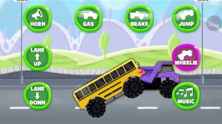 FUNNY KIDS CARS GAMEPLAY  Crazy school Games Online Fun Play Games Fun Brain Game Car Games for kids