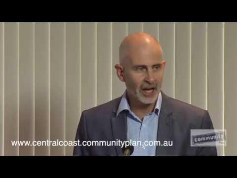 Central Coast Community Plan Launch   29th April 2017