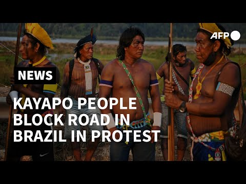 Brazil's Kayapo people