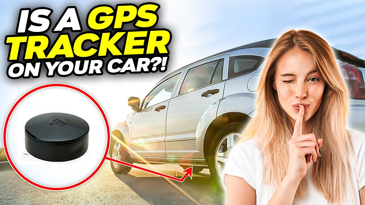 Where is the best place to put a GPS tracker on a car