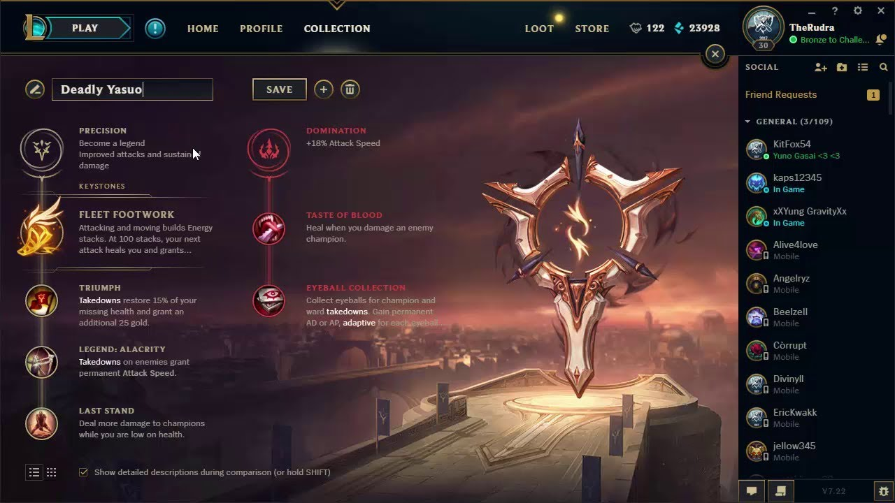 Corki New Build