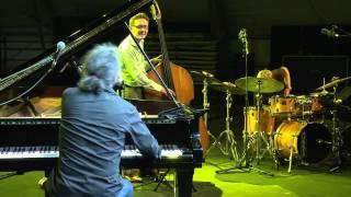 Stefano Bollani Danish trio con Jesper Bodilsen e Morten Lund - luglio 2011