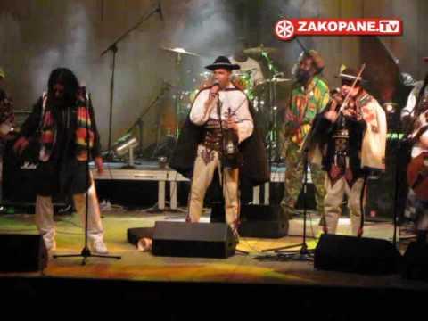 Twinkle Brothers & Trebunie Tutki live - Downby the stream ...