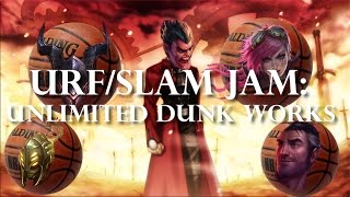 URF/Slam Jam: Unlimited Dunk Works