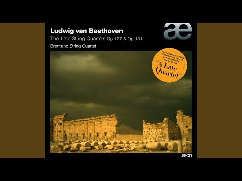 String Quartet No. 12 In E-Flat Major, Op. 127: IV. Finale