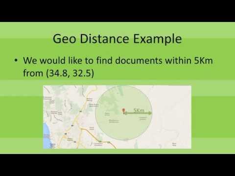 ElasticSearch Geo Distance - YouTube