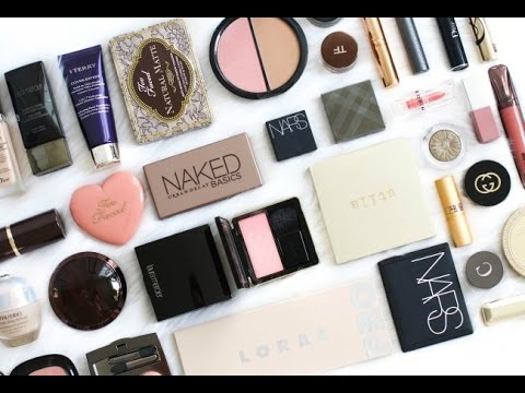 My Top 5 Favorite Makeup Products From Every Category!