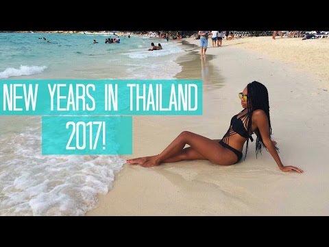 Travel Diary: New Years 2017  in Pattaya & Koh Larn Thailand