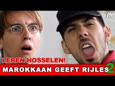Leren Hosselen - Marokkaan Geeft Rijles (Seizoen 2, Aflevering 2) - Mertabi