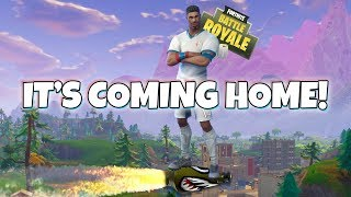 Fortnite - It's Coming Home!